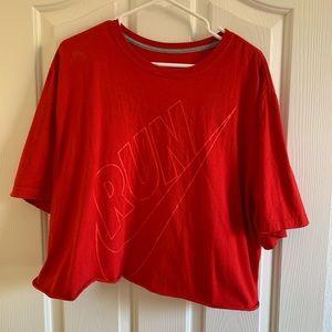 Nike Crop Top T-shirt